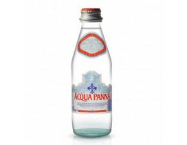 ACQUA PANNA STILL NATURAL MINERAL WATER GLASS BOTTLE - CASE