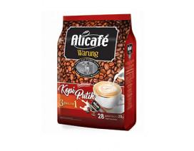 Alicafé Warung White Coffee 20gx28s -case