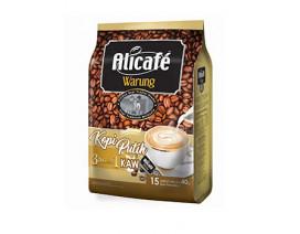 Alicafé Warung White Coffee 40gx15s -case