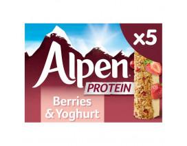 Alpen Berries Yoghurt Protein Bar - Case