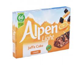 Alpen Light Jaffa Cake - Case