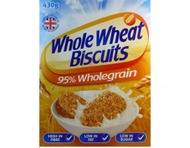 Alpen Whole Wheat Biscuits - Case
