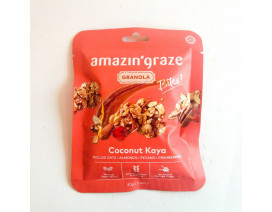 Amazin' Graze Coconut Kaya Granola - Case