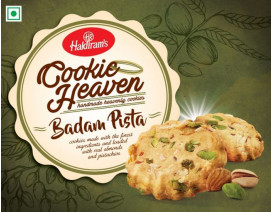 Haldiram Cookie Heaven Badam-Pista- Case