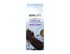 Boncafe Roasted & Ground Coffee Espresso Coffee Beans - Case