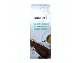 Boncafe Roasted & Ground Coffee Decaf Coffee Powder - Case