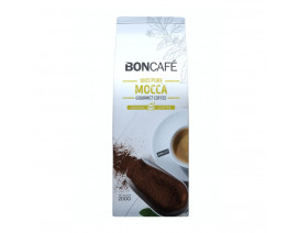 Boncafe Roasted & Ground Coffee Mocca Coffee Powder - Case