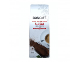 Boncafe Roasted & Ground Coffee All Day Coffee Powder - Case