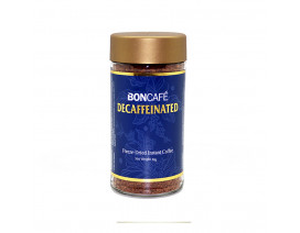 Boncafe Gourmet Decaffeinated Freeze-Dried Instant Coffee - Case