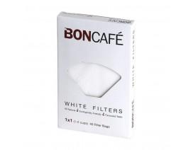 Boncafe Filterbags White 1 x 1 - Case