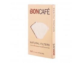 Boncafe Filterbags Natural 1 x 2 - Case