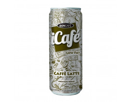 Boncafe iCafe Caffe Latte Ready-To-Drink Coffee - Case