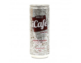 Boncafe iCafe Caffe Mocha Ready-To-Drink Coffee - Case