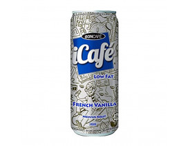 Boncafe iCafe French Vanilla Ready-To-Drink Coffee - Case