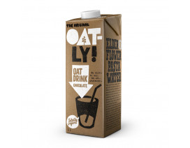 Oatly Dairy Free Chocolate Oat Milk Drink - Case