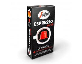 Segafredo Nespresso Compatitible Capsules Classico - Case