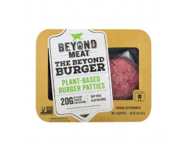 Beyond Meat Burger Patties - Case