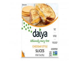 Daiya Cheddar Slice Dairy Free Plant Base - Case