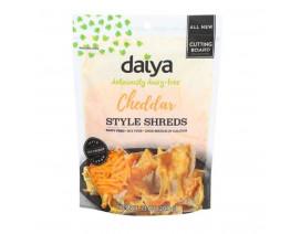 Daiya Cheddar Shreds Dairy Free Plant Base - Case