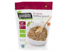 Gardein Gardein Ultimate Beefless Ground Glutenfree - Case
