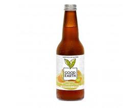 Good Earth Organic Kombucha Lemongrass And Ginger - Case