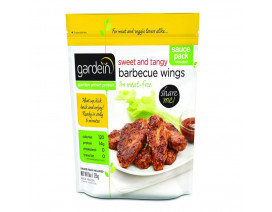 Gardein Sweet And Tangy BBQ Wings - Case