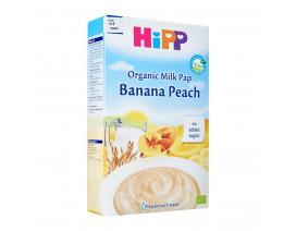 Hipp Organic Milk Pap Banana Peach - Case