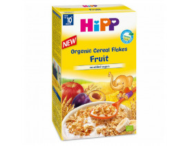 Hipp Organic Cereal Flakes Fruit - Case