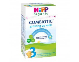 Hipp Organic Junior Growing Up Milk 3 - Case