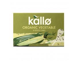 Kallo Organic Vegetable Stock Cubes - Case
