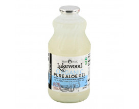 Lakewood Organic Pure Aloe Gel - Case