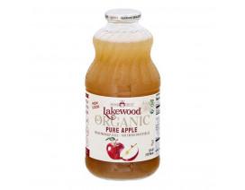 Lakewood Organic Pure Apple - Case