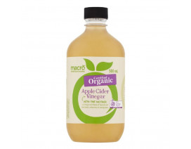 Macro Organic Apple Cider Vinegar - Case
