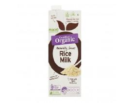 Macro Organic Rice Milk - Case