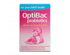 Optibac For Your Child S Health - Case