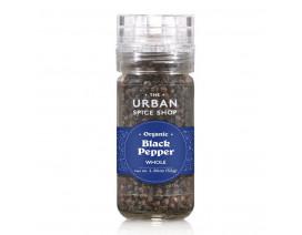 The Urban Spice Organic Black Pepper Whole - Case