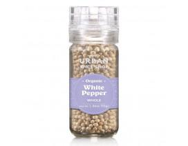 The Urban Spice Organic White Pepper Whole - Case