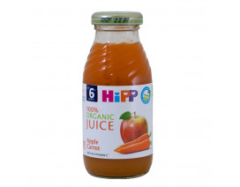 Hipp Organic Apple Carrot Juice - Case