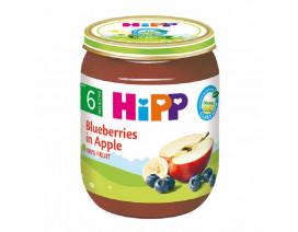 Hipp Organic Blueberries In Apple - Case