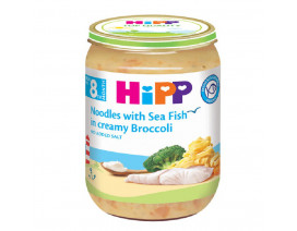 Hipp Noodles With Sea Fish In Cream And Broccoli Sauce - Case