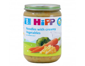 Hipp Organic Noodles With Creamy Vegetables - Case