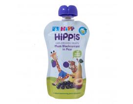 Hipp Organic Plum Blackcurrant In Pear - Case