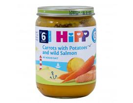 Hipp Organic Carrot With Potato Salmon - Case