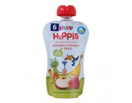 Hipp Organic Strawberry Banana In Apple - Case