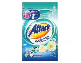 Attack Hygiene Plus Protection Detergent Powder - Case