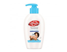 Lifebuoy Activ silver formula Cool Fresh Menthol Germ Protection Hand Wash (IN) Special Offer - Case
