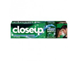 Close Up Menthol Green Fresh Tooth Paste (Indo) - Case