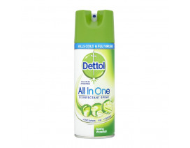 Dettol All In One Spring Waterfall Disinfectant Spray (Uk) - Case