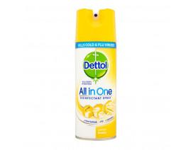 Dettol All In One Lemon Breeze Disinfectant Spray (Uk) - Case