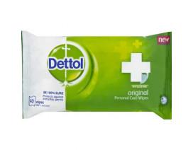 Dettol Original Hygiene Personal Care Wipes - Case
